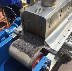 mir steel belt dryer view 5